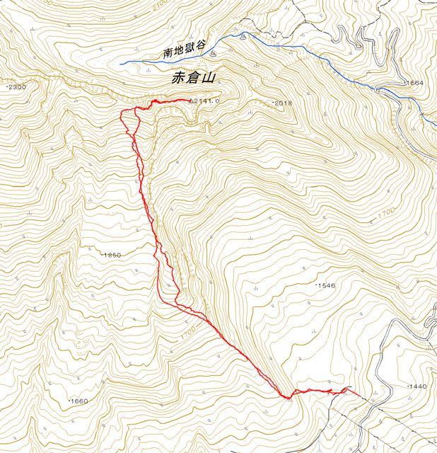ピーク赤倉山2